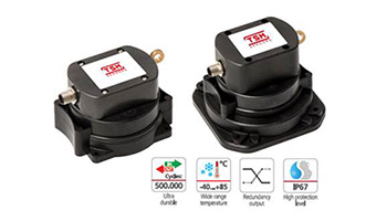 Cable Transducers CET5000 & CET10000 are now available with additional Analog outputs