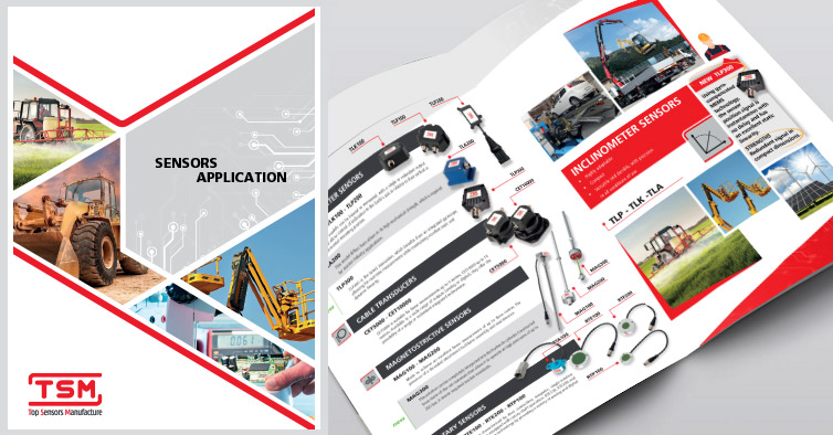 TSM SENSORS application brochure